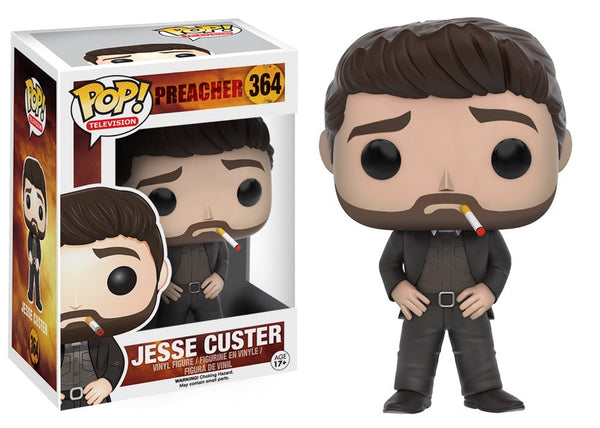 Pop! TV: Preacher - Jesse Custer