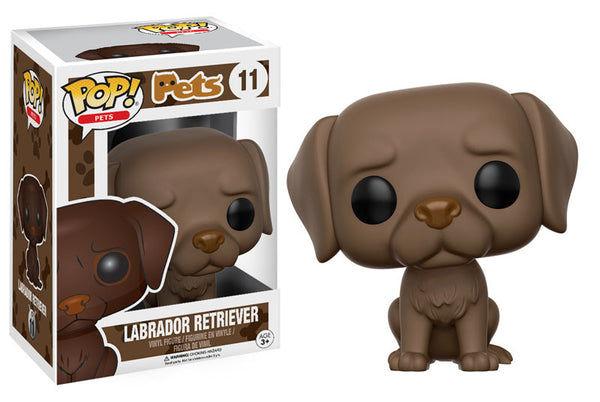 Pop! Pets: Labrador Retriever