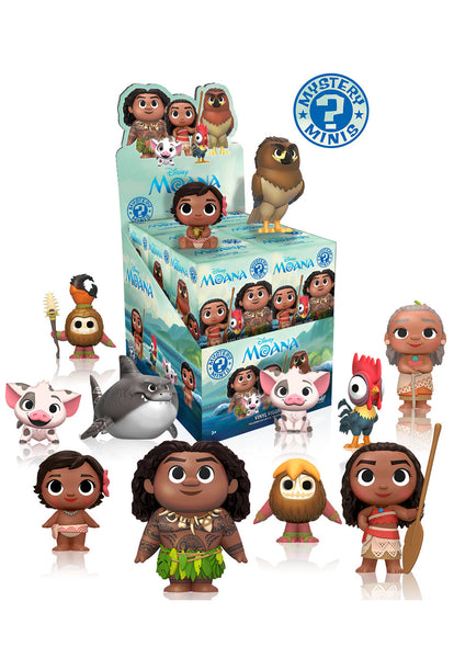 Mystery Mini Blind Box: Moana