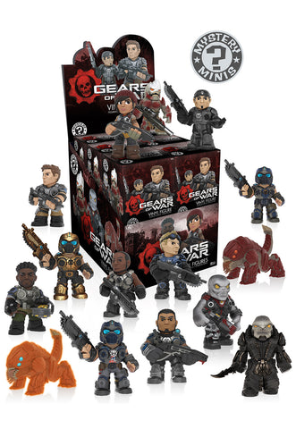 Mystery Mini Blind Box: Gears of War