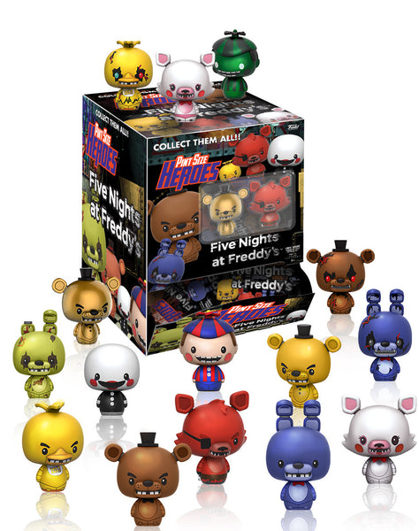 Pint Size Heroes: Five Nights At Freddy's Blind Box