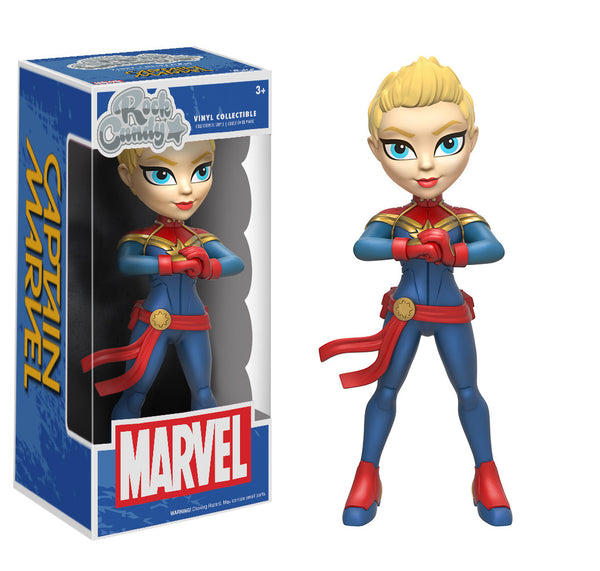 Rock Candy: Marvel - Captain Marvel