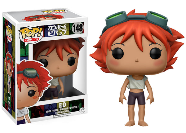 Pop! Animation: Cowboy Bebop - Ed