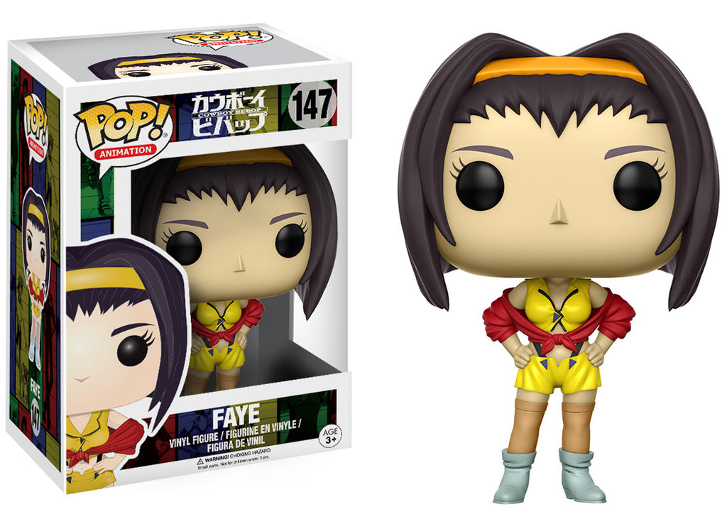 Pop! Animation: Cowboy Bebop - Faye | Funko