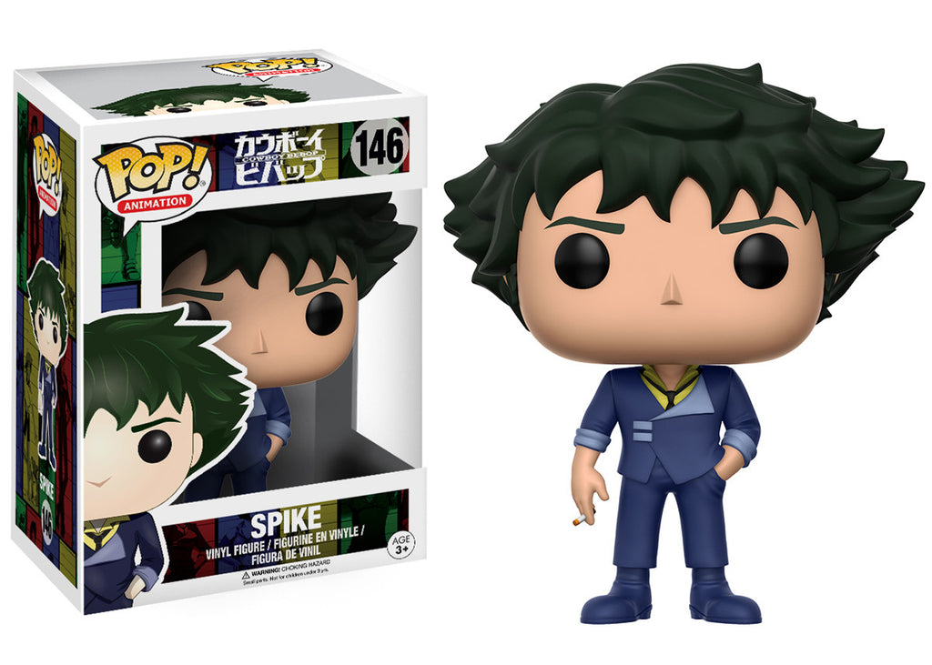 Pop! Animation: Cowboy Bebop - Spike | Funko