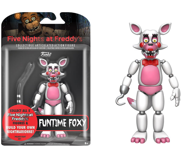Action Figure: Five Nights at Freddy's - Funtime Foxy