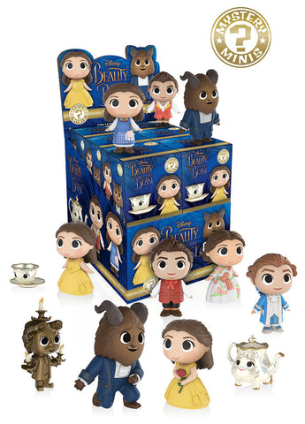 Mystery Mini Blind Box: Beauty & the Beast