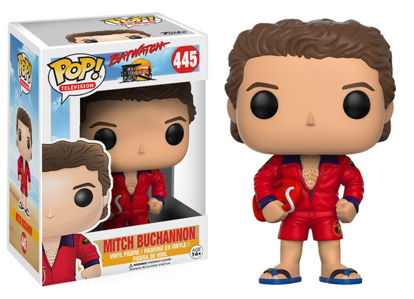 Pop! TV: Baywatch - Mitch Buchannon