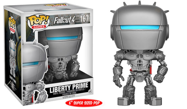 Pop! Games: Fallout 4 - Liberty Prime 6""