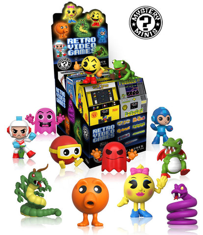 Mystery Mini Blind Box: Retro Video Games