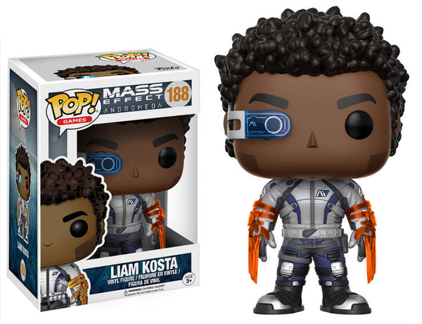 Pop! Games: Mass Effect: Andromeda - Liam Kosta