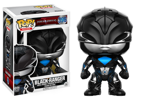 Pop! Movies: Power Rangers - Black Ranger