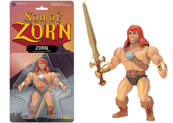 Action Figure: Son of Zorn - Zorn