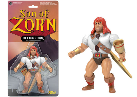 Action Figure: Son of Zorn - Business