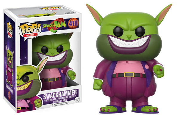 Pop! Movies: Space Jam - Swackhammer