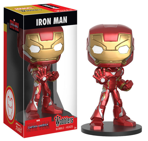 Wobblers: Captain America: Civil War - Iron Man