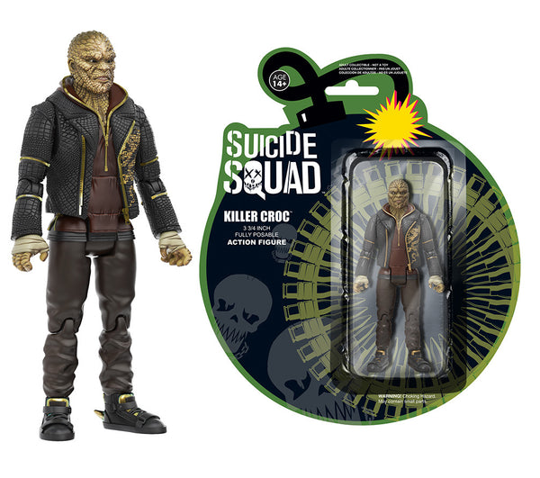 Action Figure: Suicide Squad - Killer Croc