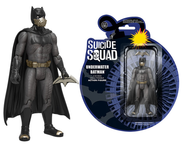 Action Figure: Suicide Squad - Underwater Batman