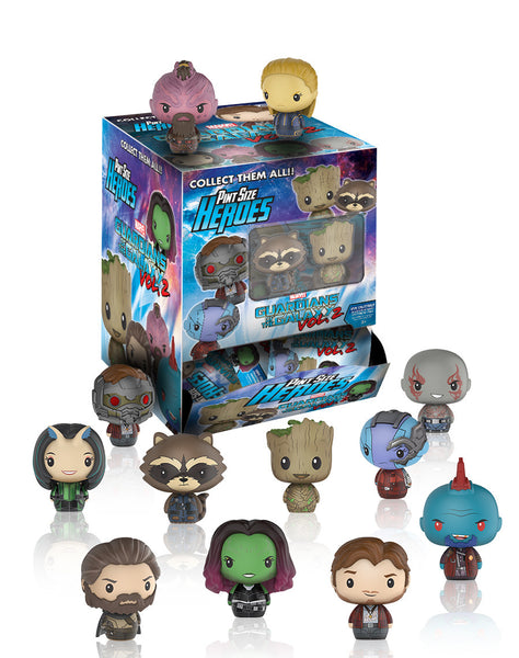 Pint Size Heroes: Guardians of the Galaxy Vol. 2 Blind Box