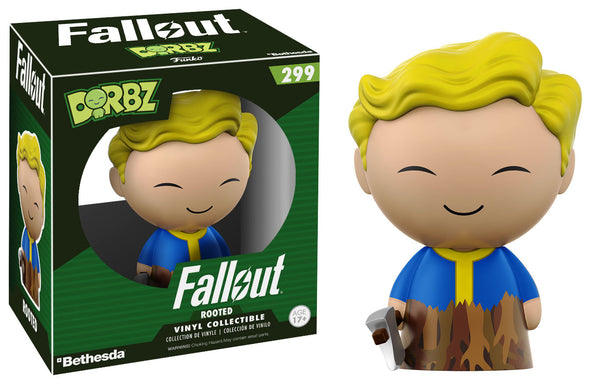 Dorbz: Fallout - Vault Boy Rooted