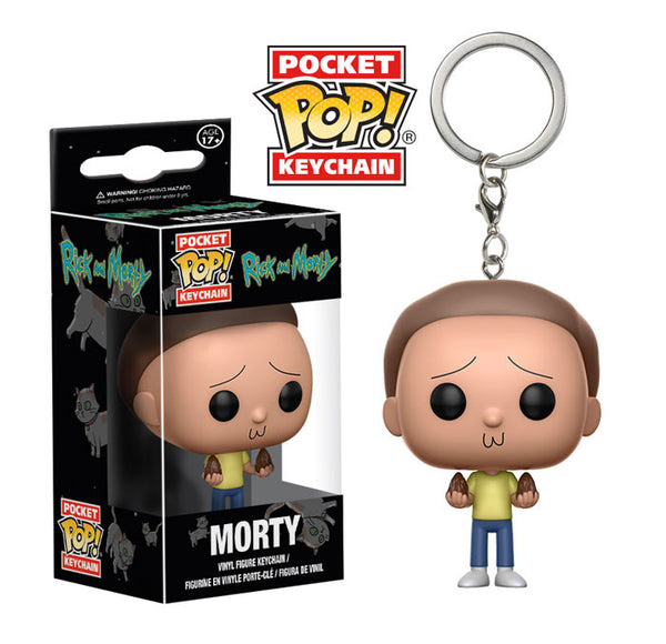 Pocket Pop! Keychain: Rick and Morty - Morty