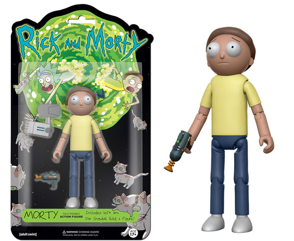 Action Figure: Rick & Morty - Morty