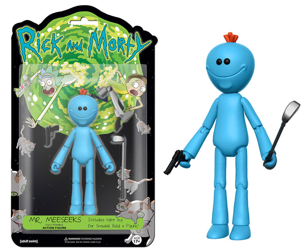 Action Figure: Rick & Morty - Mr. Meeseeks