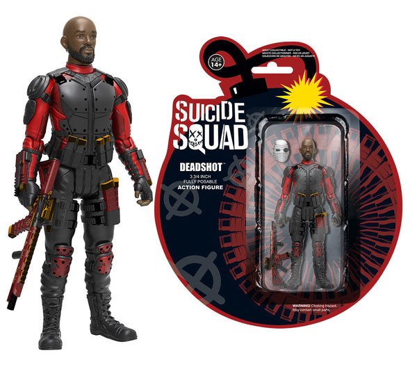 Action Figure: Suicide Squad - Deadshot