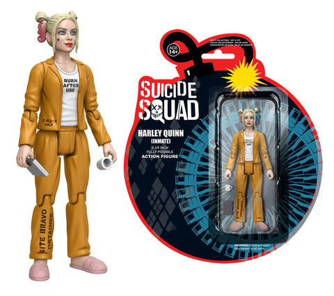 Action Figure: Suicide Squad - Inmate Harley