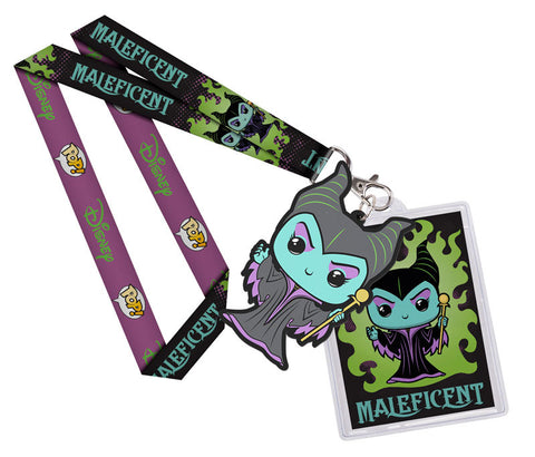 Lanyard: Disney - Maleficent
