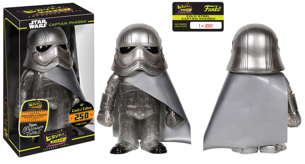 Hikari Sofubi: Cold Steel Captain Phasma