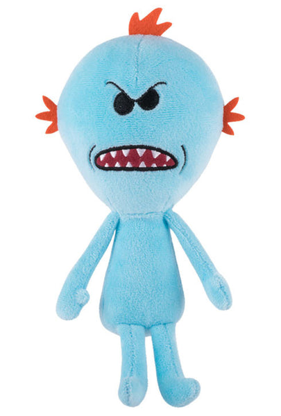 Galactic Plushies: Rick and Morty - Mr. Meeseeks (mad)