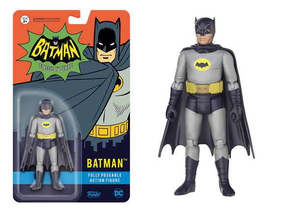 Action Figure: DC Heroes - Batman