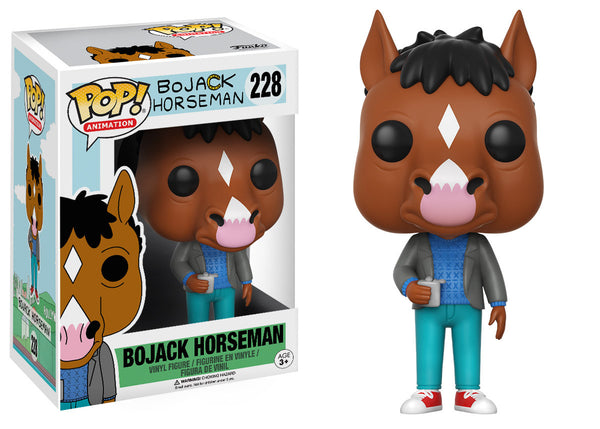 Pop! TV: BoJack Horseman - BoJack