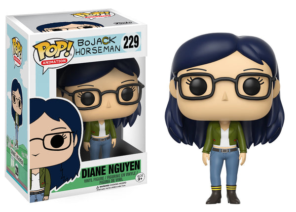 Pop! TV: BoJack Horseman - Diane