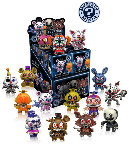 Mystery Mini Blind Box: Five Nights at Freddy's Series 2
