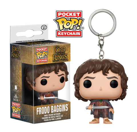 Pocket Pop! Keychain: Lord of the Rings - Frodo