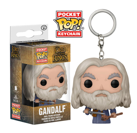 Pocket Pop! Keychain: Lord of the Rings - Gandalf