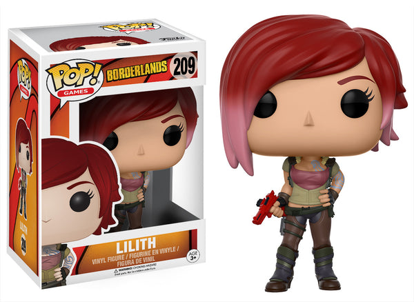 Pop! Games: Borderlands - Lilith