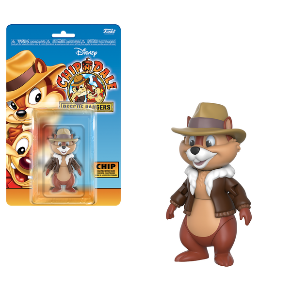 Action Figure: Disney Afternoon - Chip