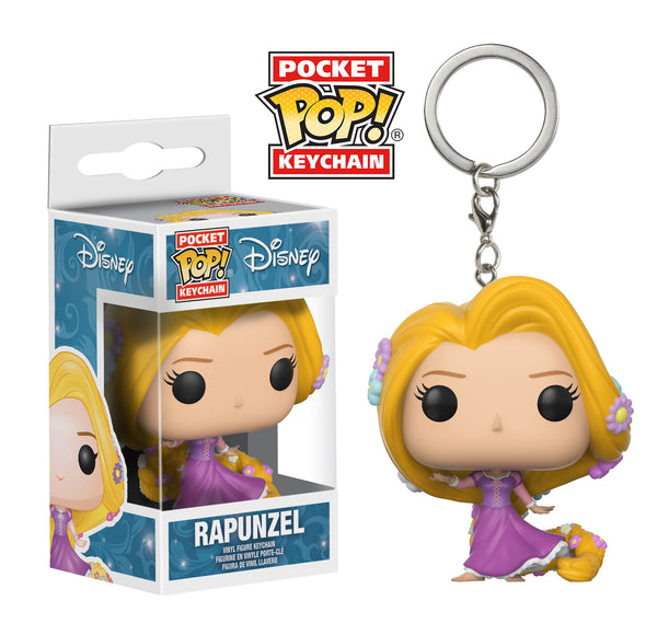 Pocket Pop! Keychain: Disney - Rapunzel