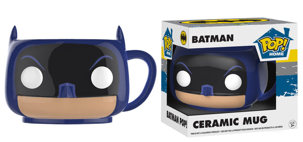 Pop! Home: DC - Batman Pop! Ceramic Mug