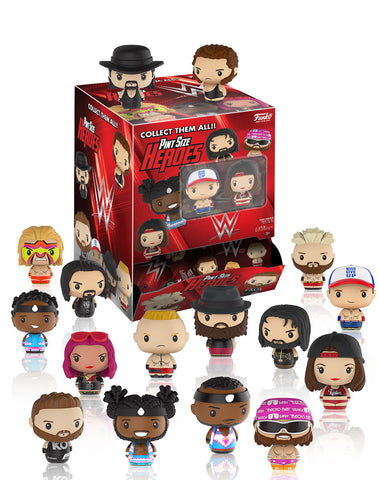 Pint Size Heroes: WWE Blind Box