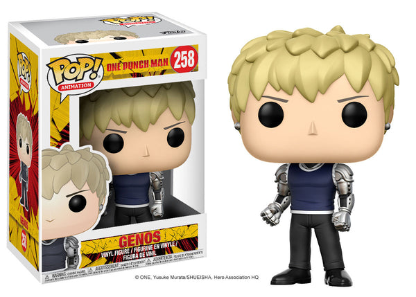 Pop! Anime: One Punch Man - Genos