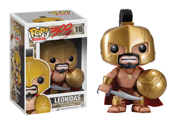 Pop! Movies: 300 - King Leonidas