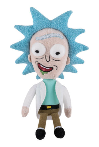 Galactic Plushies: Rick and Morty - Rick (smile)