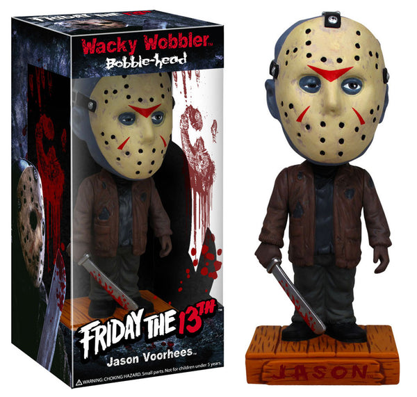 Funko Wacky Wobbler: Horror Movie - Jason Voorhees