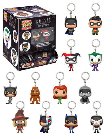 Pocket Pop! Keychain Blindbag: DC Comics - Batman the Animated Series