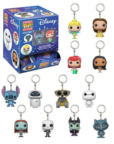 Pocket Pop! Keychain Blindbag: Disney S1