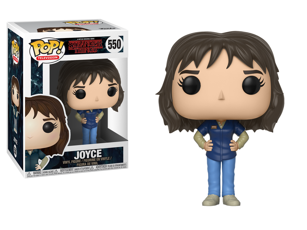 Pop Tv Stranger Things Joyce Funko